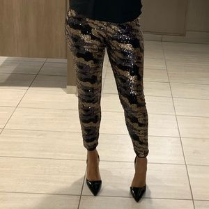 BCBG Sequins Pants